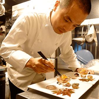 Owner & Chef 小池昌幸